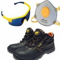 Ένδυση γάντια φόρμες εργασιας υποδήματα γυαλιά προστασίας
