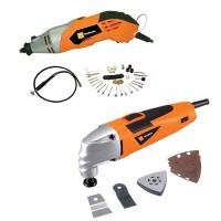 Πολυεργαλεία - Dremel εργαλεία υψηλών στροφών- εργαλεία παλμικής κοπής