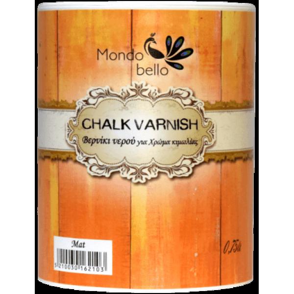Chalk Varnish Βερνίκι Κιμωλίας Satine 375ml