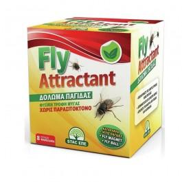 Fly Attractant Δόλωμα Παγίδας για μύγες  Φυσική τροφή μύγας