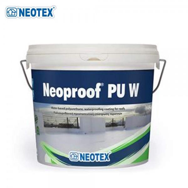 Neoproof PU W Στεγανωτικό ταράτσας πολυουρεθανικής βάσης νερού